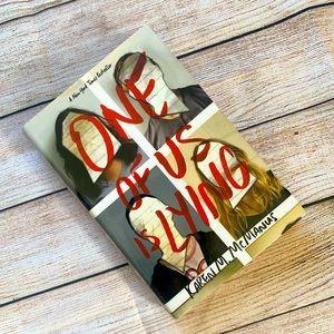 Book- One of Us Is Lying by Karen M. McManus
